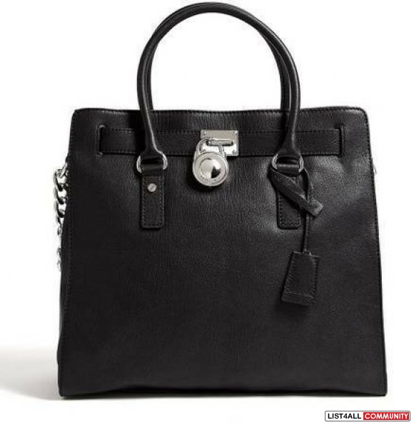 MICHAEL KORS - Authentic Large Hamilton North/South Tote - BNWT