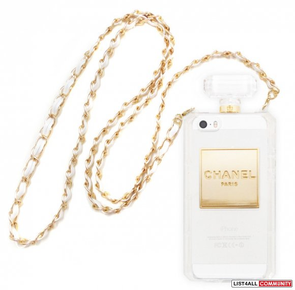 Chanel Luxury Perfume iPhone 5/5s Case - BNIB