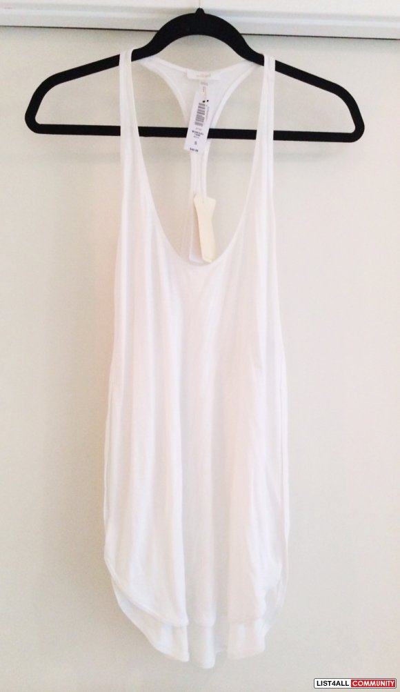 Brand New with Tags - Wilfred Monceau Tank from Aritzia
