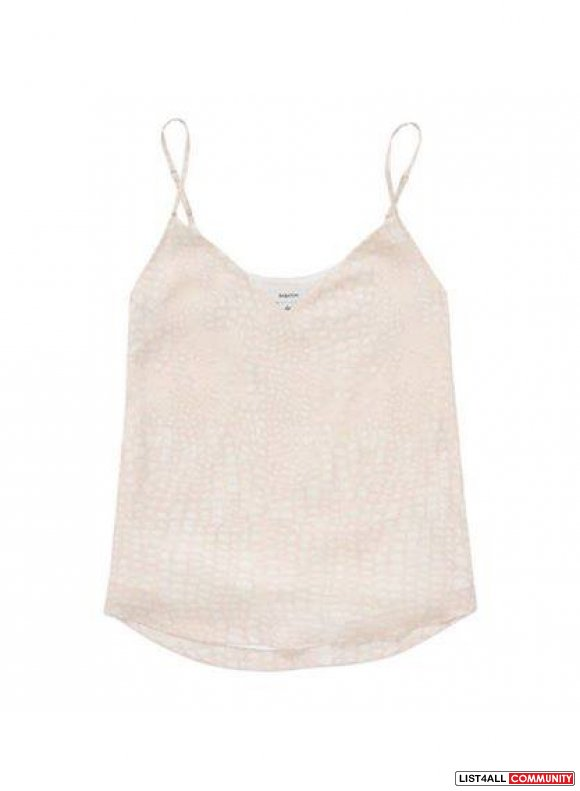 BNWT Babaton Everly Camisole from Aritzia