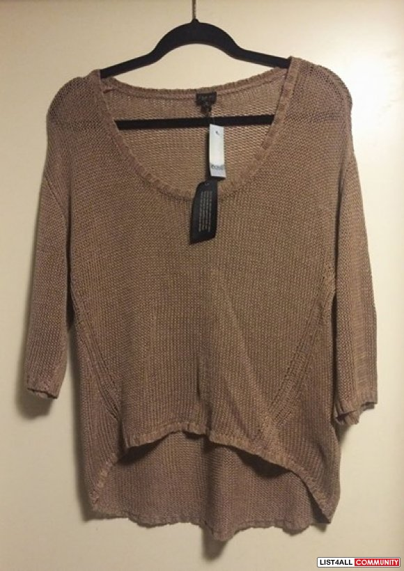 T Babaton Kate Sweater from Aritzia