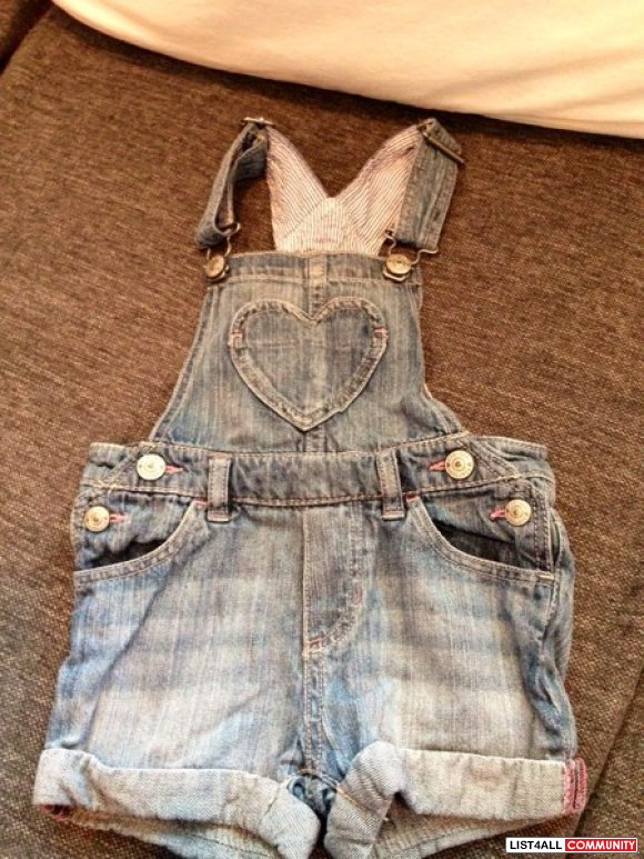 H&M shortalls