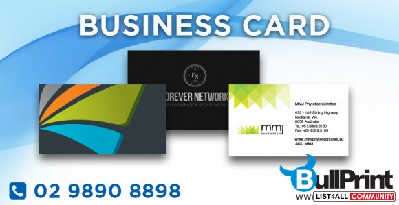 Cheap Business Card Printing Service for Individuals