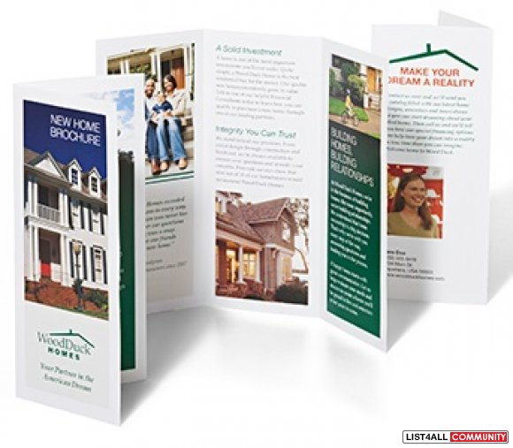 Fast and Cheap Brochure Printing in Sydney
