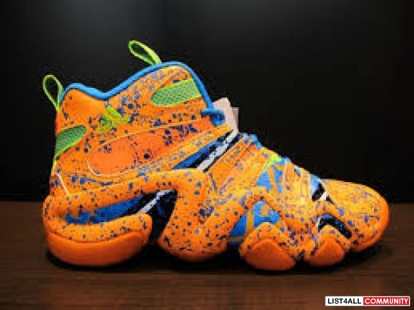 "adidas Crazy 8 ""Lakers� Goes Snakeskin"