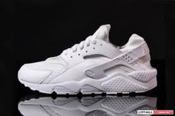 Another Tonal Offering Of The Nike Air Huarache