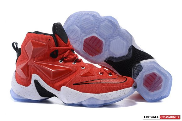 Buy Cheap Nike Lebron 13 shoes in www.jordan11show.com