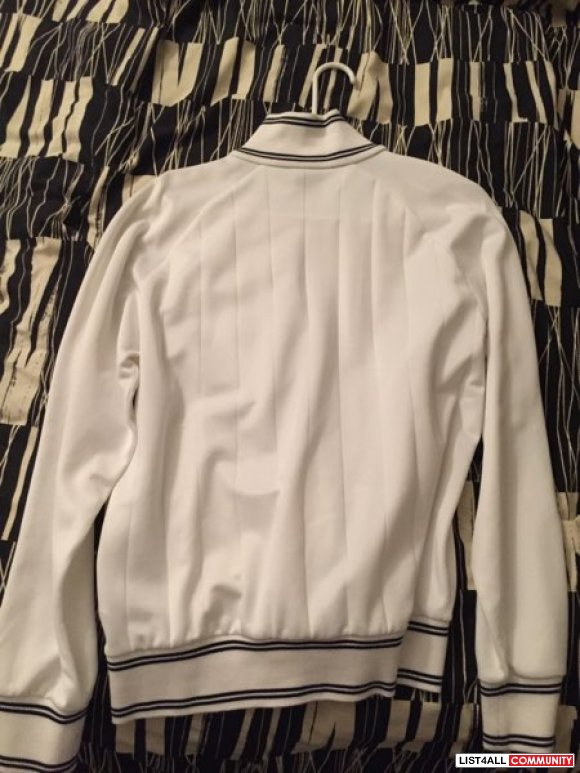 White Hugo Boss Sweater Sz M