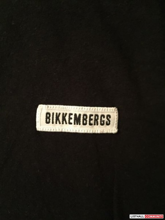 Bikkembergs Long sleeve Sz S