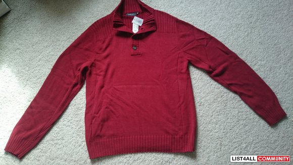 Price Drop! BNWT RW&CO Mens Sweater