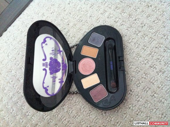 Dior, MAC, Benefit, Bobbi Brown, Anna Sui Makeup