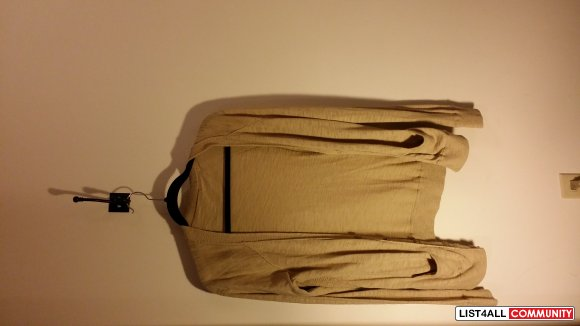 Banana Republic Light Cardigan with woven features