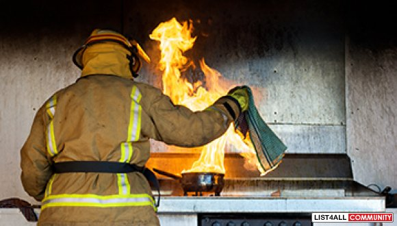 Melbourne Most Efficient Fire Safety Services