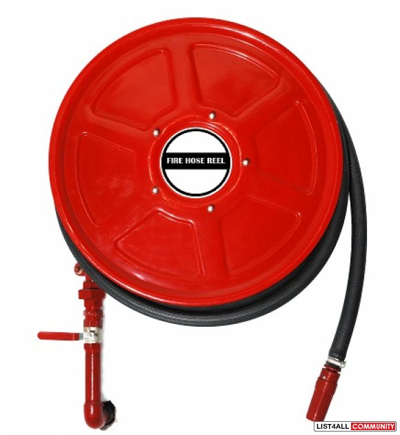 Superior Quality Fire Hose Reel Servicing in Melbourne