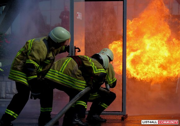 Fire Prediction & Protection With High-Quality Equipment