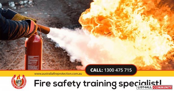 A Complete in-Depth Fire Warden and Extinguisher Training