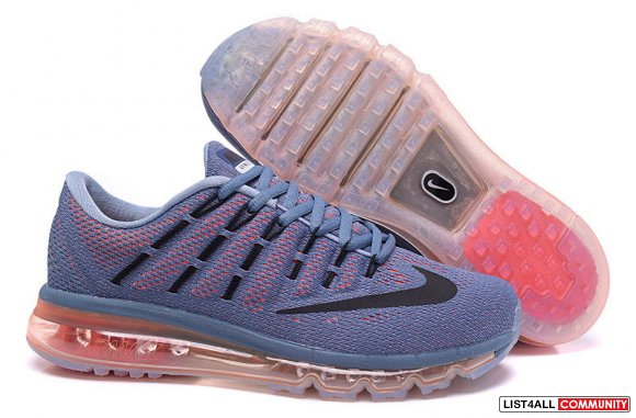 Cheap Nike Air Max 2016 Light Grey Blue www.airmaxpremiums.com