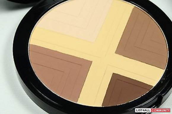 sephora collection contouring 101 face palette (x3)