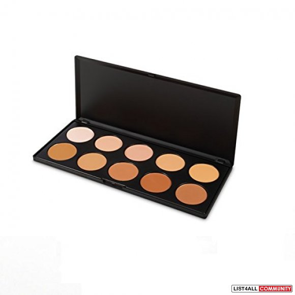 bh cosmetics foundation palette