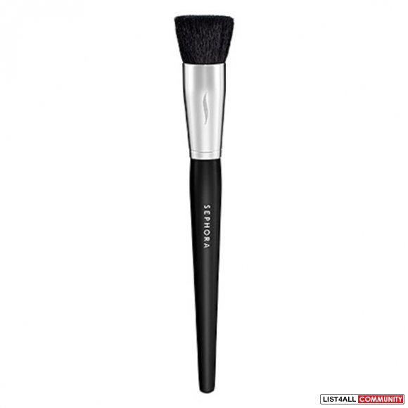 sephora collection pro buffing brush #62