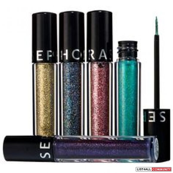 Sephora collection mini glitter eyeliners each $5