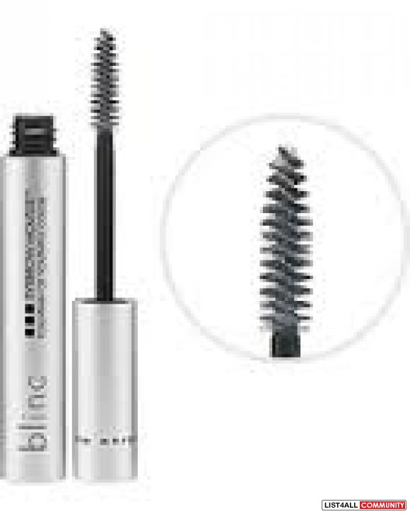 blinc eyebrow mousse in black