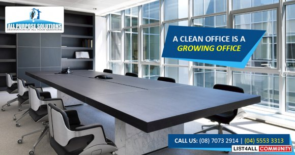Hire a Commercial Cleaning Service at Adelaide