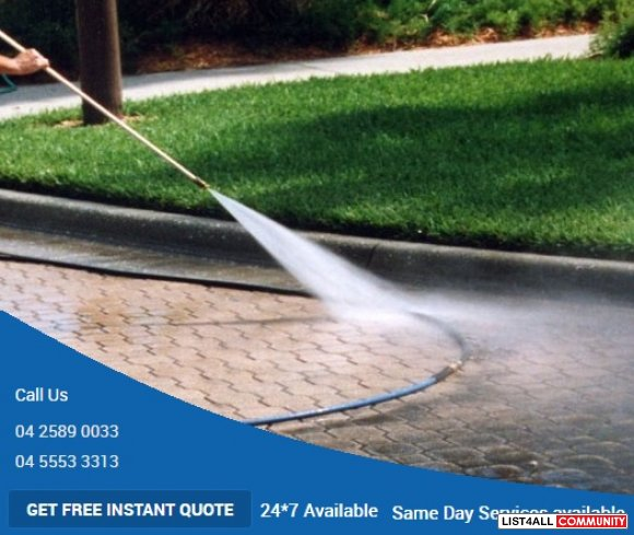 Driveway Washing To Wash Your Driveway Efficiently