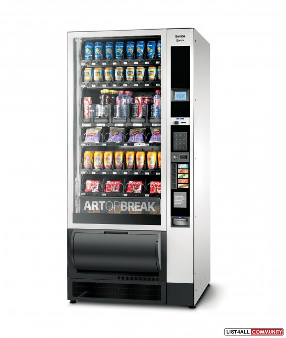 Order Vending Machines from Ausbox Group