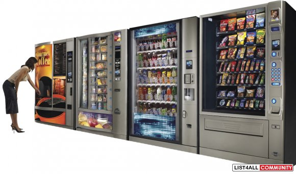 Sturdy Frozen Vending Machine for Ice Creams and Frozen Products