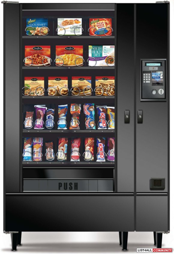 Buy Various High-Quality Frozen Vending Machine Products