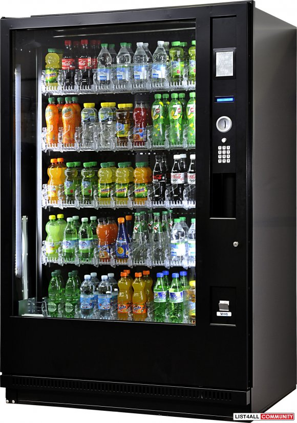 Thinking About Starting a Vending Machine Business?