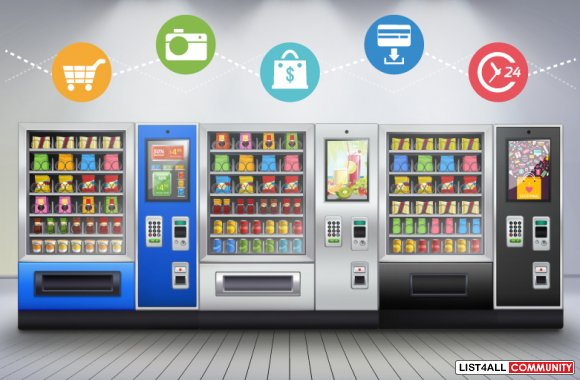 Trusted Supplier of Vending Machines in Brisbane