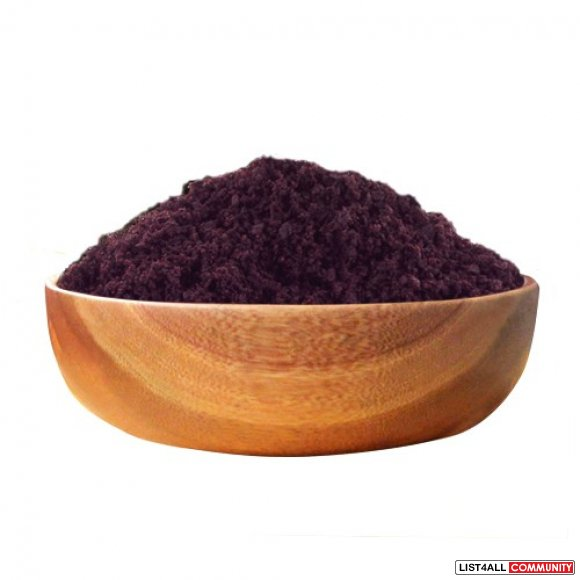 Buy the best Organic Acai Berry Powder at $21.95 Only!