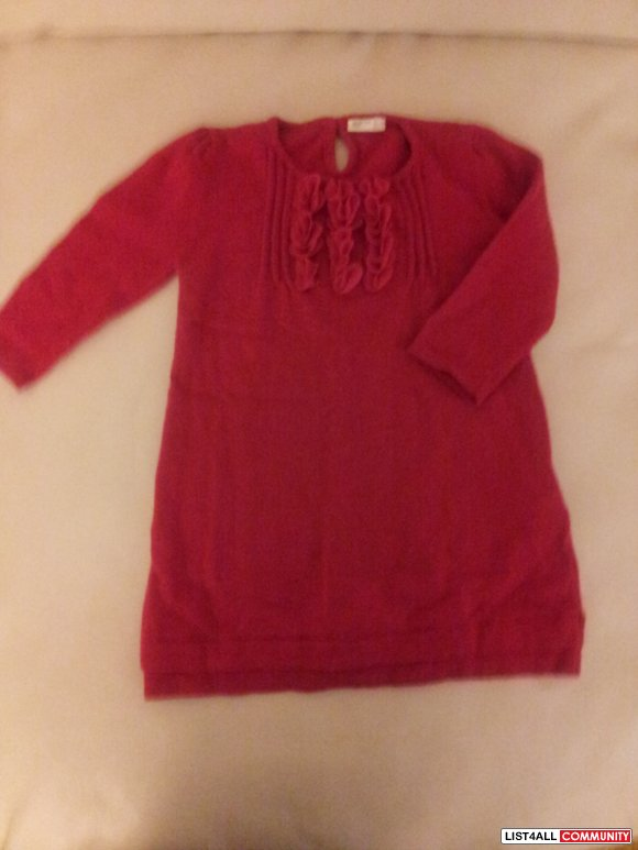 Benetton Baby - 6-9 Months - New Dress