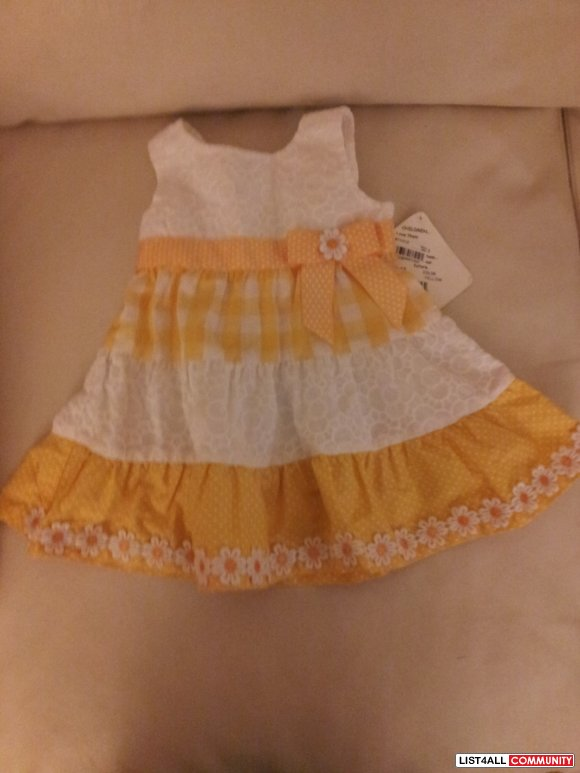 Blueberi Dress - 3-6 months - new