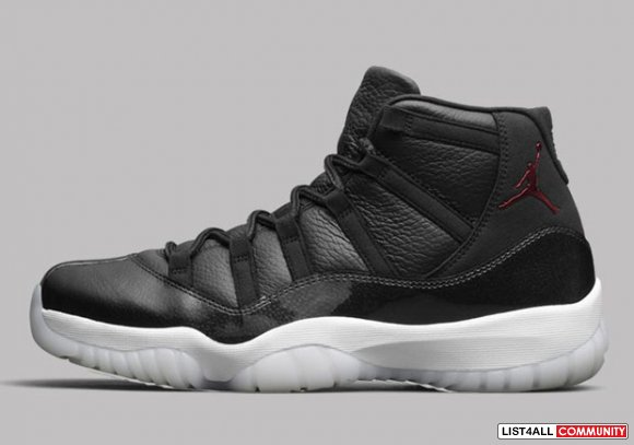 "Air Jordan 11 ""72-10"" www.cheapjordan7.org"