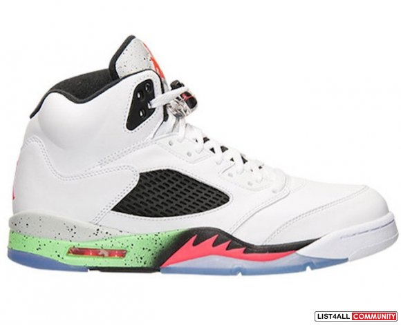 "Air Jordan 5 ""Space Jam"" www.cheapjordan7.org"
