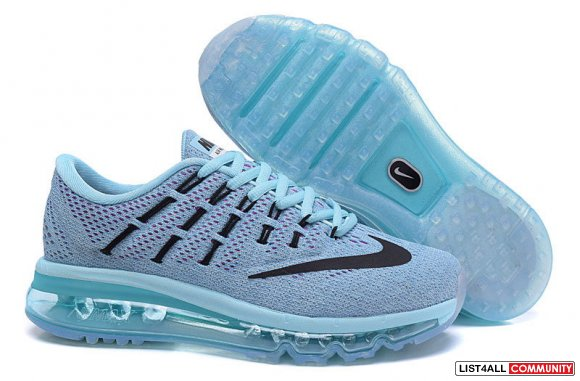 Cheap Air Max 2016 Royal Blue Black Shoes,www.cheapmax2016.org