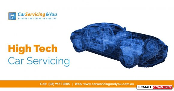 Trustworthy Car Service and Repair Shop in Hillside
