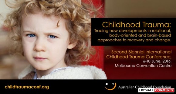 International Childhood Trauma Conference at Melbourne