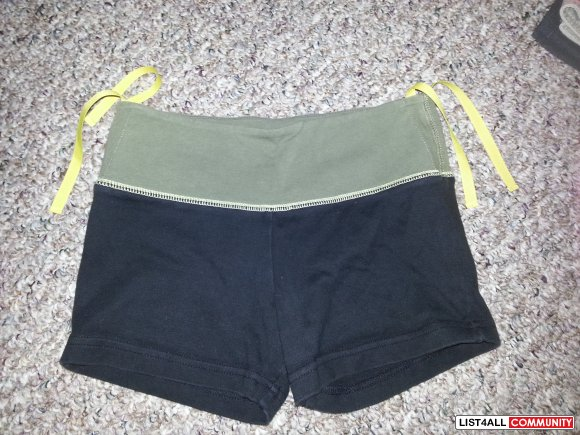 song brand small short shorts