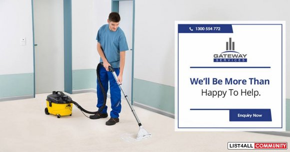 Thinking of Hiring a Commercial Cleaning Company?