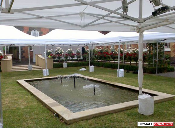 Make Your Event Awesome With Our Marquees