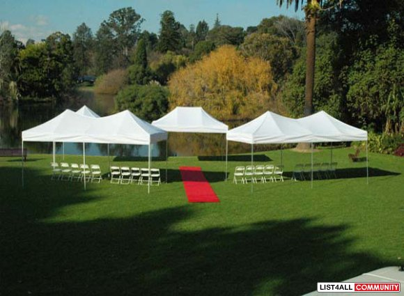 Hire a Wedding Marquee and Add Panache To Your Celebration