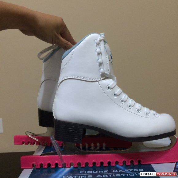 Soft Skate by Jackson Ice skates