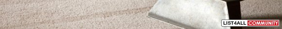 Professional Carpet Cleaner in Roxburgh Park