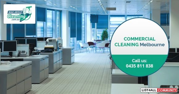 Christmas Is Back! Avail The Best Commercial Cleaning Discounts