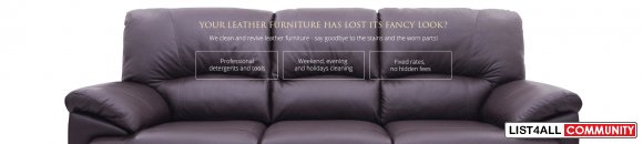 Make Your Furniture Spot Free