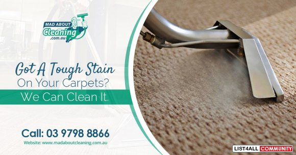 Make Your Carpet Look New with Carpet Steam Cleaning in Williamstown